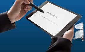 digital signature certificate